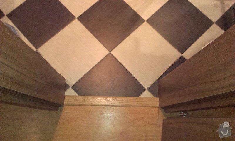 Dodávka a montáž vnitřních dveří  a obkladu ocelových zárubní-Praha 4 : IMAG1647