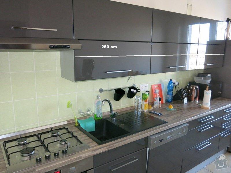 Instalace LED pásky nad kuchyňkou linku: IMG_2142