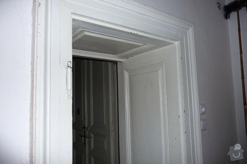 Oprava a dovýroba interiérových dveří a zárubní: P1080153