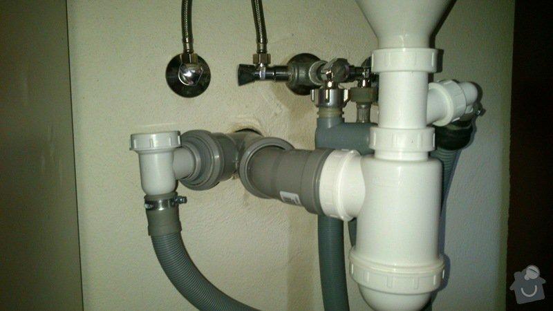 Připojení vody, plynu: DSC_0425