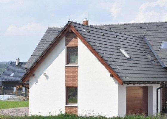 Stavba krovu a střechy