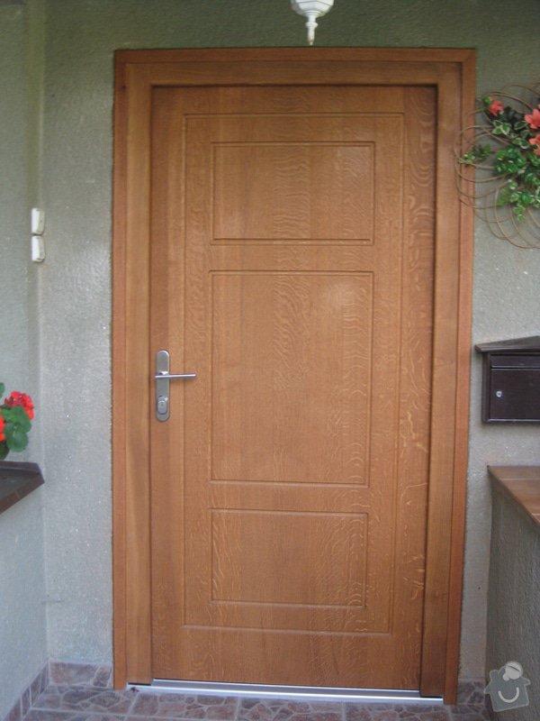 Vchodové masivní dveře: IMG_0373