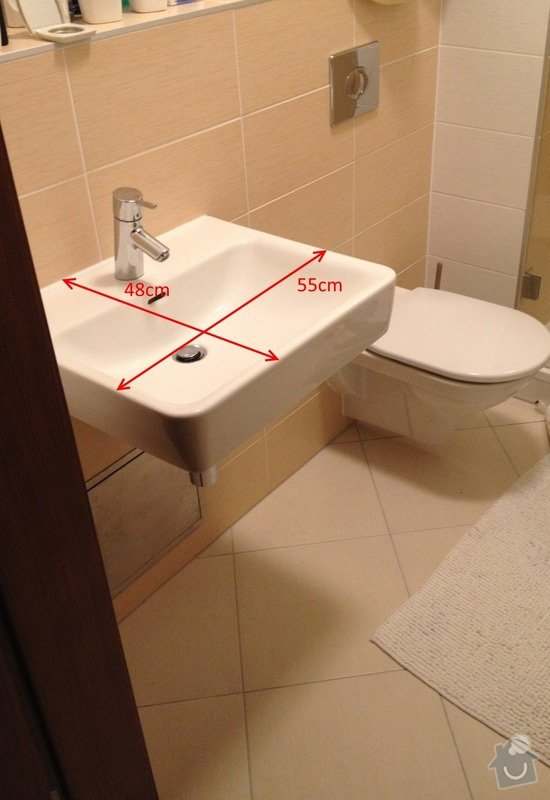 Skříňky pod umyvadlo do 2 koupelen: koupelna-mala-1