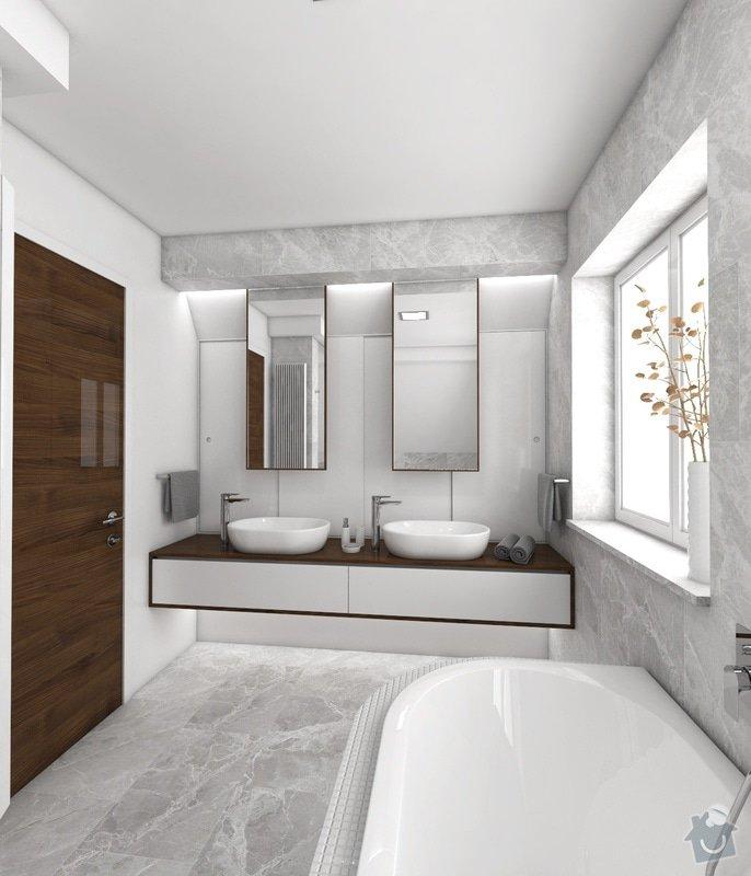 Skříňky pod umyvadlo do 2 koupelen: nase-predstava
