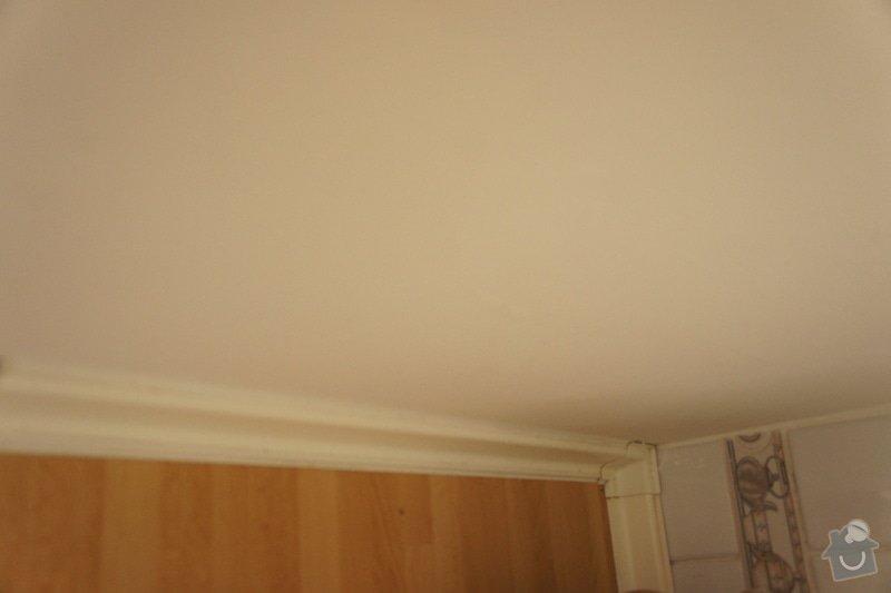 Obklad za kuchyňskou linku + osvětlení + vestavba myčky: DSC08050