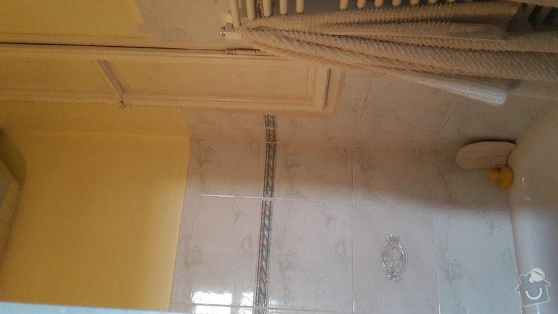 Renovace koupelny: 20150201_155732
