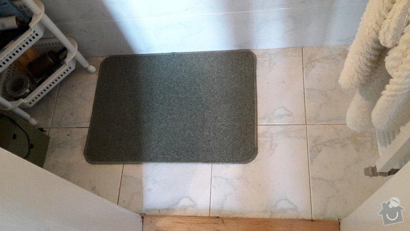 Renovace koupelny: 20150201_155739