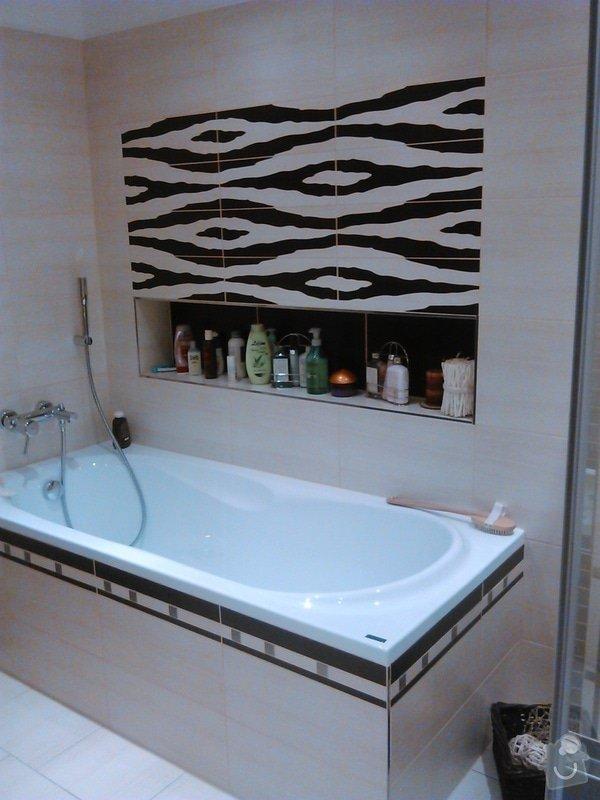Koupelna kompletní rekonstrukce : DSC_0007