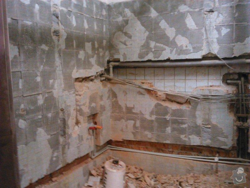 Koupelna kompletní rekonstrukce : DSC_0437