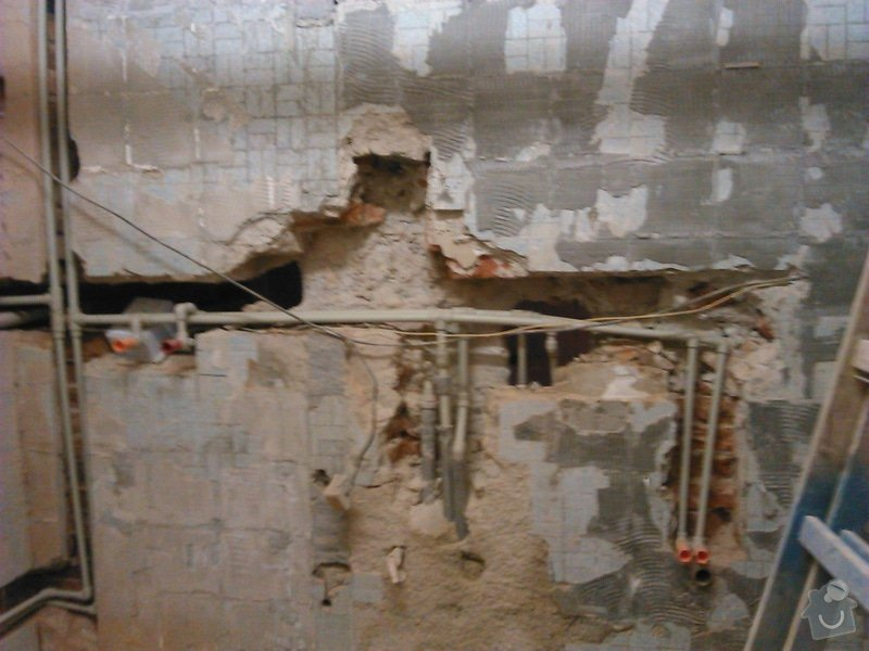 Koupelna kompletní rekonstrukce : DSC_0438