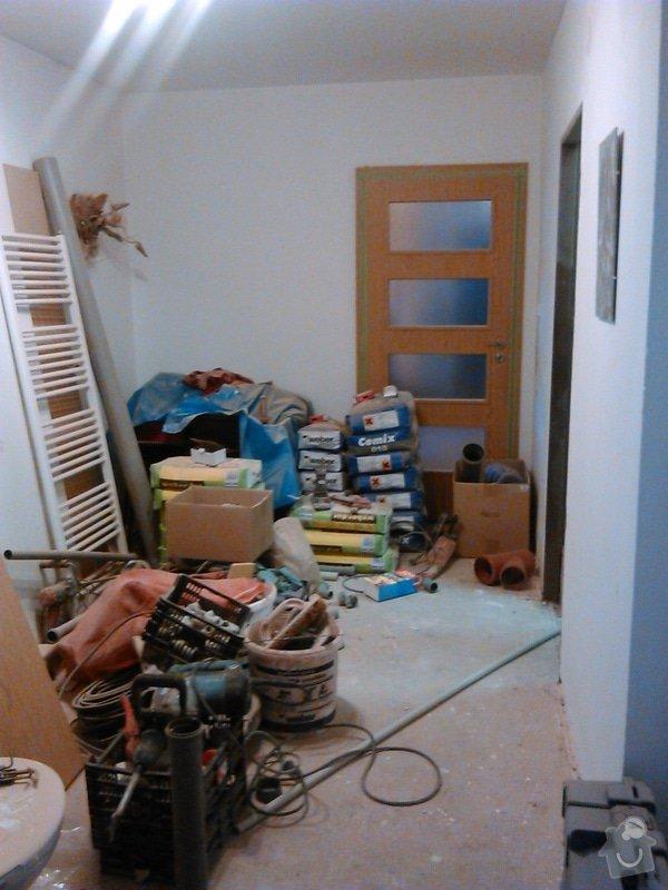 Koupelna kompletní rekonstrukce : DSC_0439