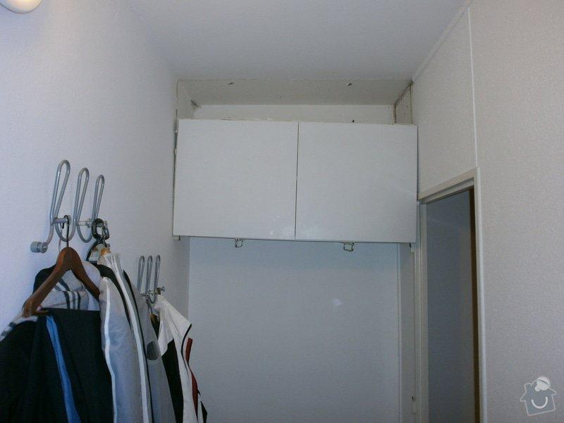 Usazení uvolněné skříně: P2020006