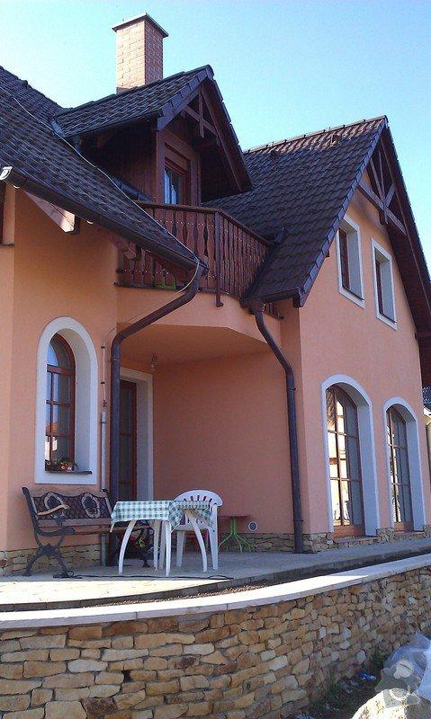 Výstavba rodinného domu: IMAG0090