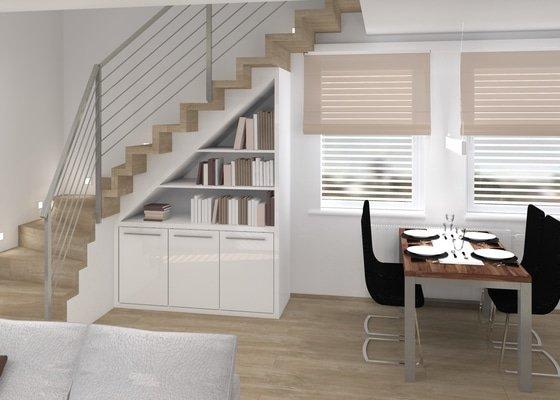 Úpravy rodinného domu - interiér i exteriér