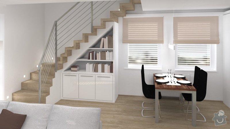 Úpravy rodinného domu - interiér i exteriér: 05_Karasova_-_jidelna