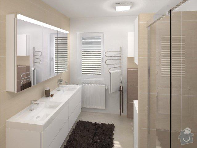 Úpravy rodinného domu - interiér i exteriér: 06_Karasova_-_koupelna