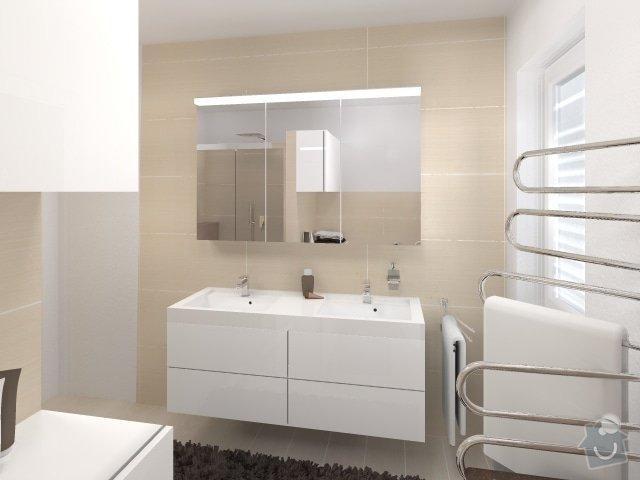 Úpravy rodinného domu - interiér i exteriér: 07_Karasova_-_koupelna