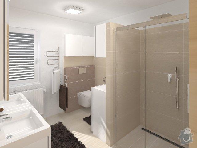 Úpravy rodinného domu - interiér i exteriér: 08_Karasova_-_koupelna