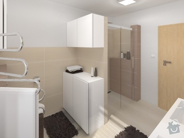 Úpravy rodinného domu - interiér i exteriér: 09_Karasova_-_koupelna