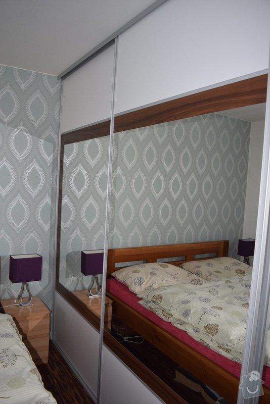 Vestavěná skříň 3,6x2,6x0,6 v panelovém domě Brno: DSC_3274
