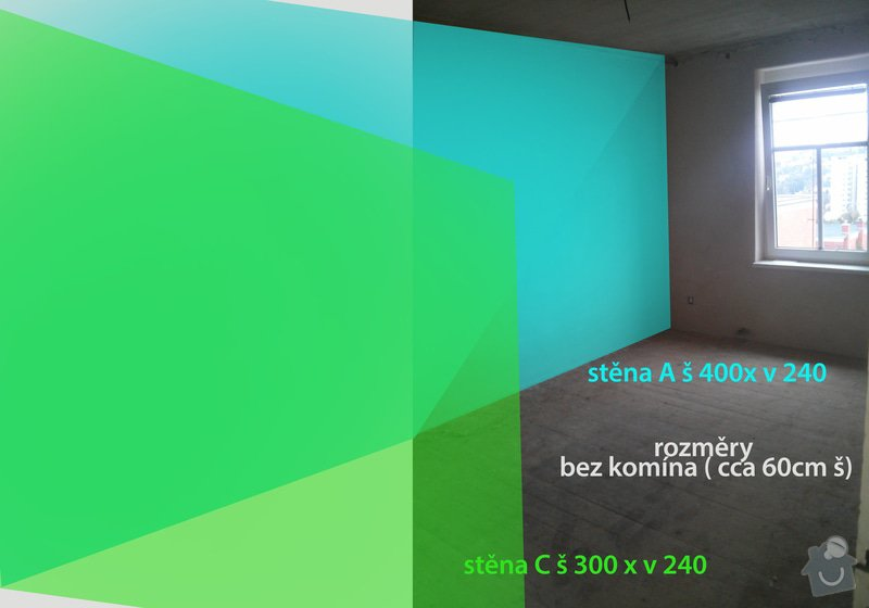 Zvuková izolace stěn : IMG_20140927_143303