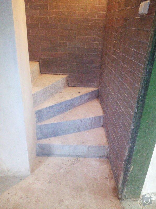 Pokladka koberce na schody do sklepa a ve sklepe: IMG_20150203_103702