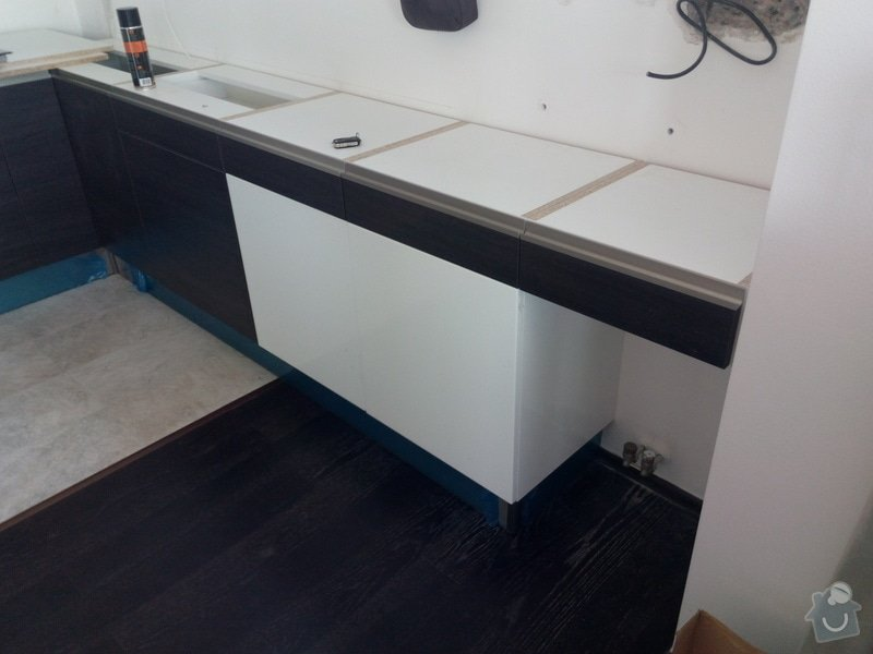 Výroba a montáž kuchyňské linky : IMG_20140619_184526