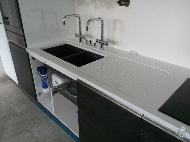 Výroba a montáž kuchyňské linky : IMG_20140708_173831