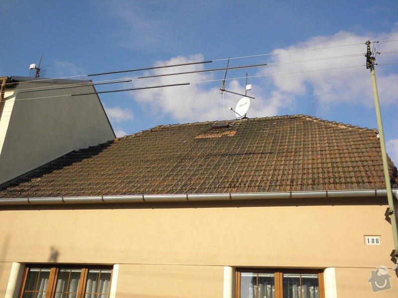 Rekonstrukce 2x střech RD + dílna: P2030242_1_