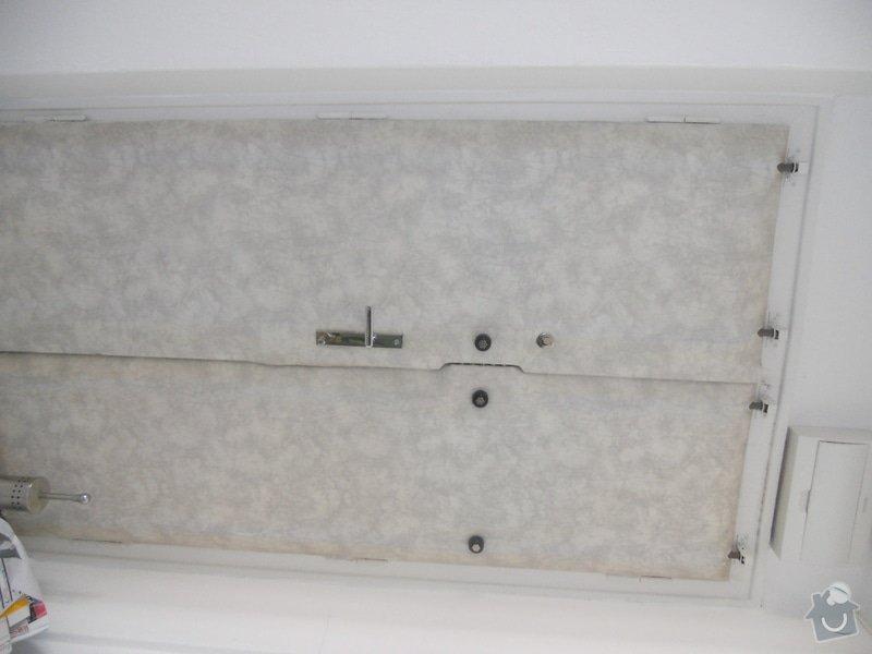 Čalounění bezpečnostních dveří: DSCN4798