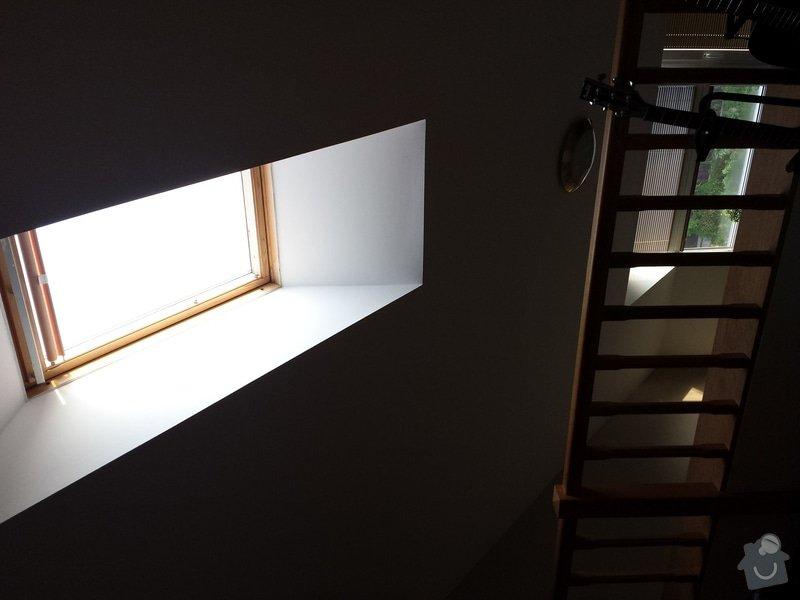Oprava, renovace, nebo výměna střešního okna Velux: 20140916_075533
