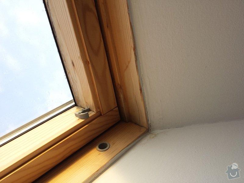 Oprava, renovace, nebo výměna střešního okna Velux: 20140916_075558