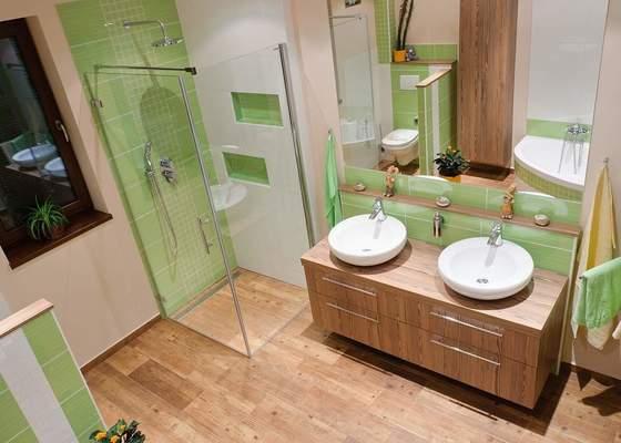 Kompletní zhotovení koupelny v novostavbě