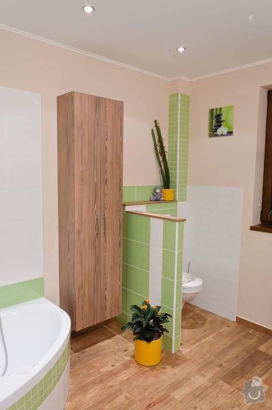 Kompletní zhotovení koupelny v novostavbě: DSC_0011c