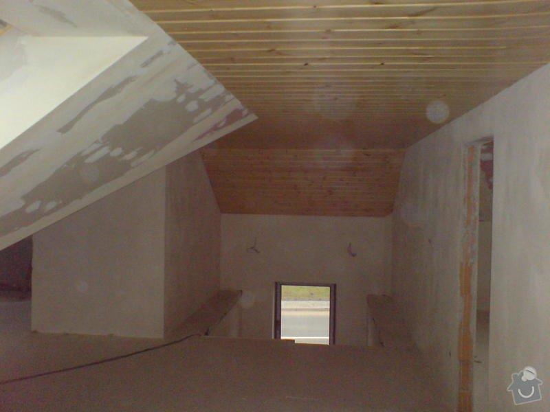 Stropní podhledy rodinného domu: DSC00015