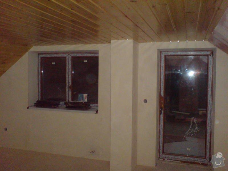 Stropní podhledy rodinného domu: DSC00023