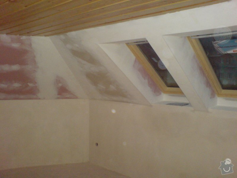 Stropní podhledy rodinného domu: DSC00022
