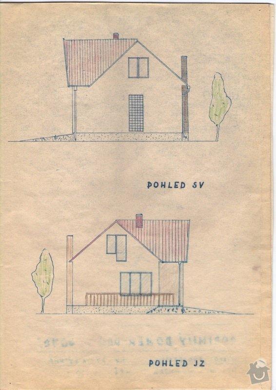 Zateplení rodinného domu: Plany_dum_rodice_005