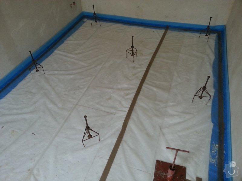 10/2014 RD Blažovice, anhydritová podlaha 132 m2: IMG_20141030_113135