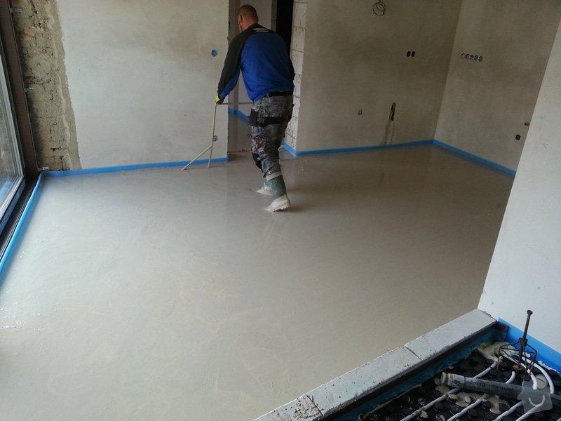 10/2014 RD Blažovice, anhydritová podlaha 132 m2: IMG_20141030_125611