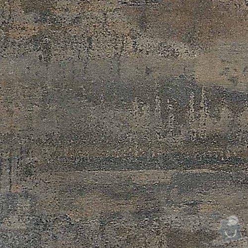 Obývací stěna: beton
