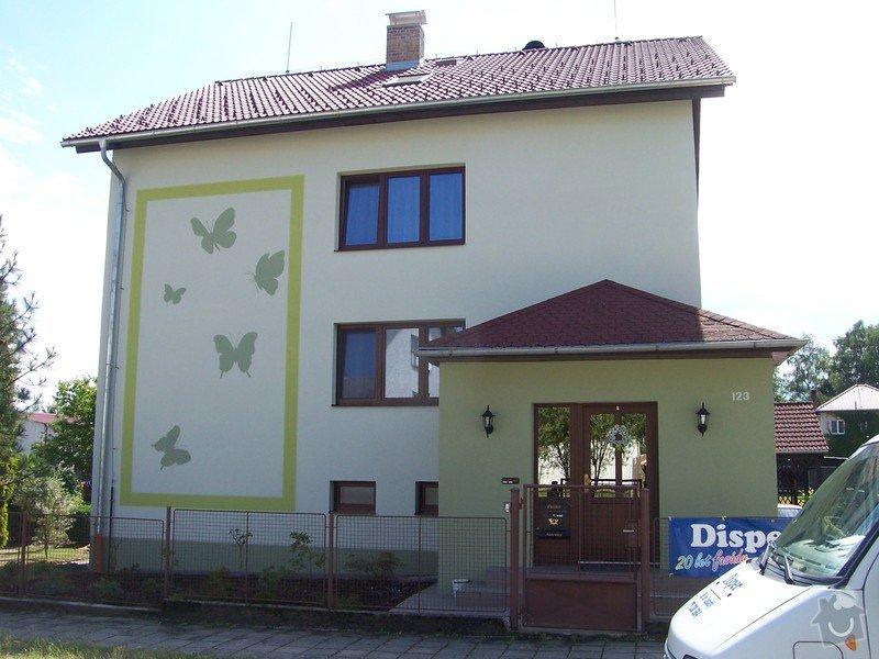 Zateplení fasády: 100_4482