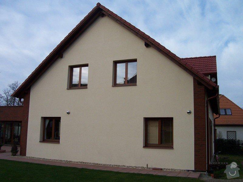 Zateplení fasády: 100_4736