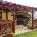 Zahradni domek a pergola pergola 2