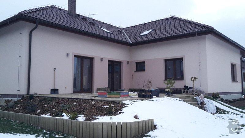 Záhradní domek a pergola: 20150204_165645