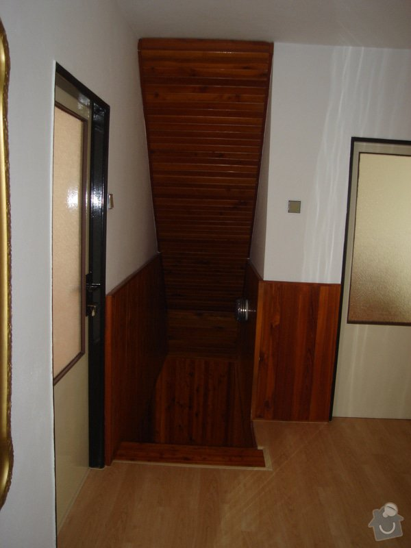 Skleněné posuvné dveře s bočním světlíkem: DSC03173