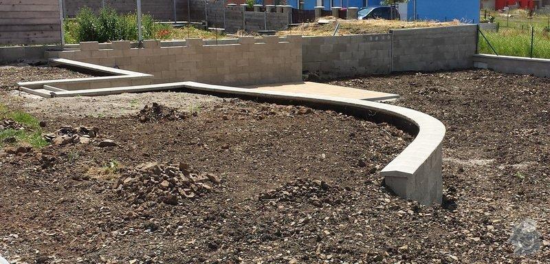 Stavebnictví - zděný zahradní domek: 20130701-140639_42be5326