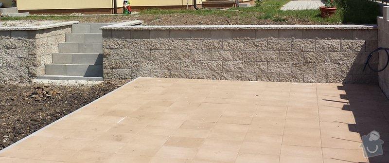 Stavebnictví - zděný zahradní domek: 20130701-140734_f9a49ce5