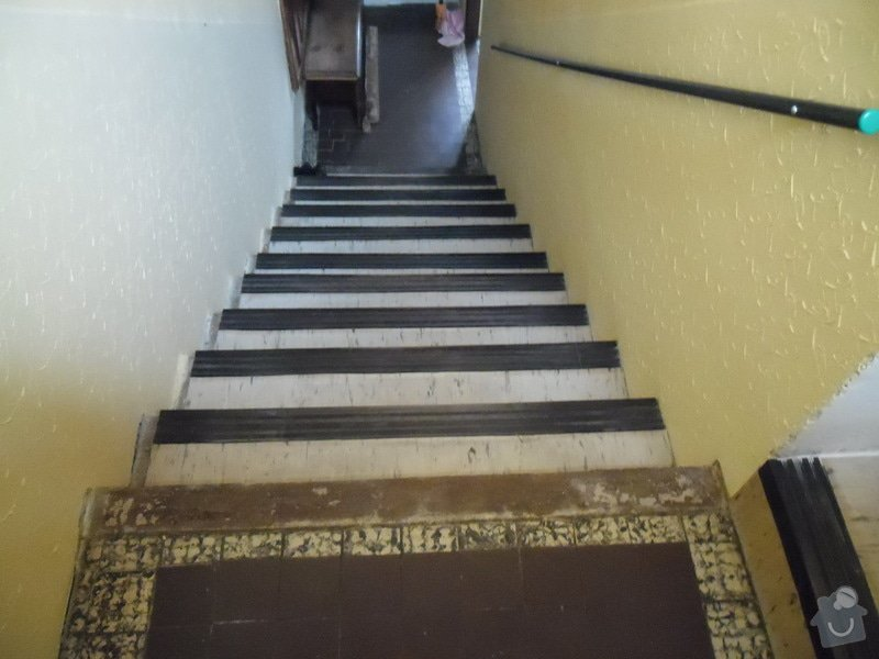 Pokládka parket + obkládání schodů: SAM_0693