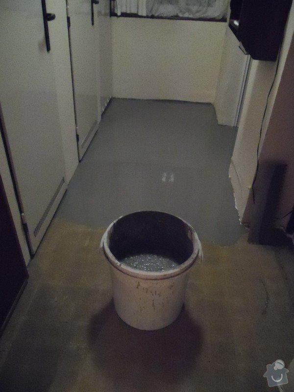 Pokládka parket + obkládání schodů: SAM_0699